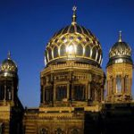 The New Synagoge Berlin